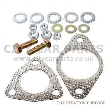KIA SORENTO DIESEL 2.5 ATV/SUV MODELS 12/2003 TO 10/2006 CATALYST CAT FITTING KIT CKKA5016